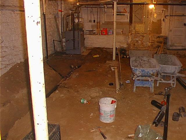 Brownstone Basement Part - 18: Brooklyn Row House