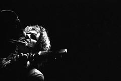 Don hard left (Stephen Dowling) Tags: blackandwhite bw film monochrome 35mm blackwhite concert russia moscow trix documentary 1600 m42 bessaflex crowdedhouse perfromance pentacon13528