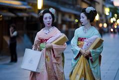 Candid photo #45 (Onihide) Tags: beautiful kyoto gorgeous maiko gionkobu removedfrommmountgroupfortags mamehana mamesono