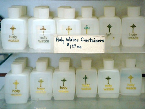 Holy Water for Sale