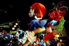 no stomp! no stomp! (Jaako) Tags: party summer colors festival japan hokkaido parade 北海道 日本 bellybutton matsuri furano canonefs1022mm 富良野 祭り heso canoneos30d へそ oheso