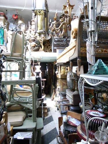 Antique store NoHo