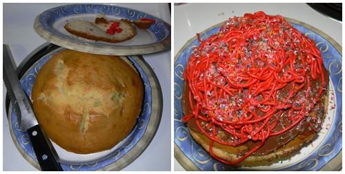 Cake extras