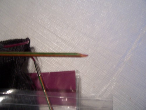 Broken Harmony needle