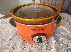 THE ORIGINAL MONIER CROCK POT SLOW COOKER