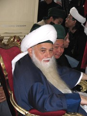 Mawlana Shaykh Hisyam with Br. Zulfikar