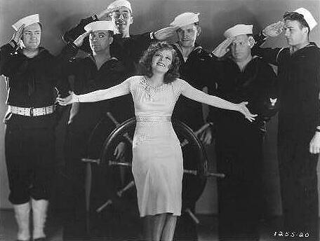 clara bow sailors