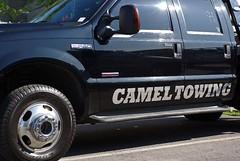 Camel Towing (The Hun 1967) Tags: cameltoe towtruck towtrucks cameltow
