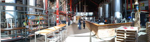 Little Creatures Brewery, Perth