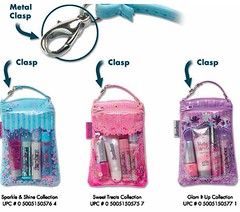 Recalled Bonne Bell bags