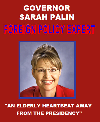 Palin's Foreign Policy Experience