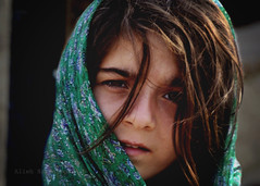 (Alieh) Tags: girl scarf hair persian child iran wind hijab persia iranian        aliehs alieh       bandarturkman