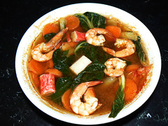 I can cook Part 1 (Dylan Lim) Tags: tomyum tomyumkung tomyumgoong icancook notgoodbutnotbadeither