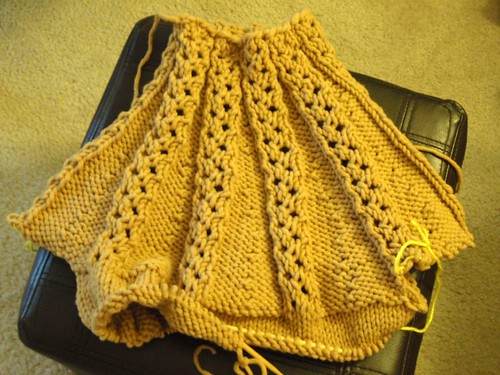 Citrus Yoke Sweater