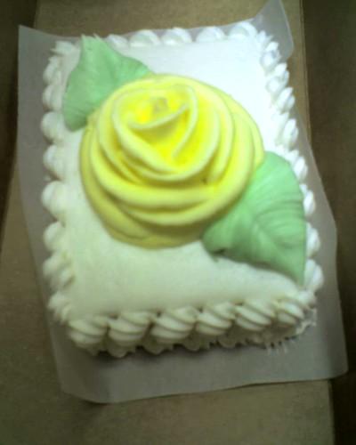 harry's bday cake