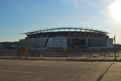 the cincinnati bengals stadium