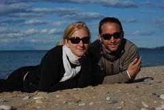 Nath et Remi sur Olkhon - Baikal (Remouille) Tags: russia russie remi baikal nath olkhon
