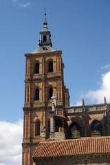 Spain trip 2008 - north  Astorga old church 2 (lynpgz) Tags: spain 2008 astorga