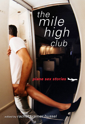 Cover of my Mile High Club erotica anthology