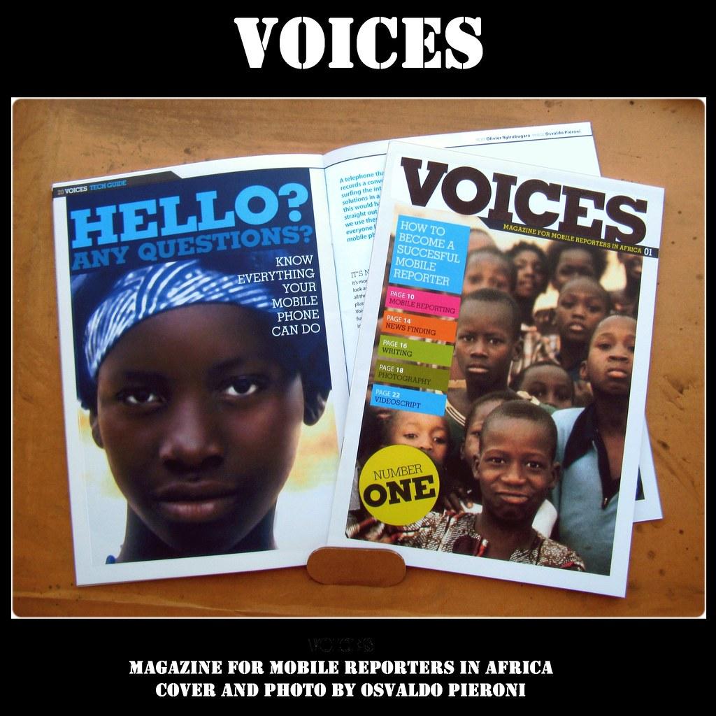Voices Magazine # 1