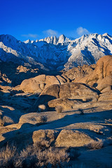 Mt. Whitney (sandy.redding) Tags: california mountains landscape sierranevada alabamahills nikkor50mmf18d explored portraitorientedlandscape
