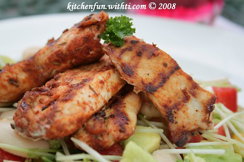Chicken cajun