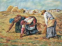 Millet's 'The Gleaners'. (davidezartz) Tags: blue sky brown paris france colour macro art nature field yellow rural painting french nikon women farmers earth wheat harvest scene haystacks earthy painter grains hay 1001nights figures copy museedorsay founders millet peasant realism blend 1857 gleaning barbizon e3100 blueribbonwinner naturalism supershot nikone3100 thegleaners totalphoto nikonstunninggallery beautifulexpression fineartphotos abigfave platinumphoto jeanfrancoismillet artgalleriesandmuseums theunforgettablepictures watercolourgouache ruralsociety platinumheartaward imagesofharmony betterthangood theperfectphotographer goldstaraward flickrestrellas nornandy quarzoespecial rubyphotographer damniwishidtakenthat kunstplatzlinternational mallmixstaraward naturescreations colourmania dragondaggerphoto artofimages goldenmasterpiece 18141875 lowestranks ingraining