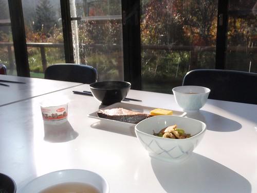 Desayuno japonés