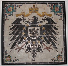Imperial war museum/ German insignia from bagdad palace Iraq (top_gun_1uk) Tags: history museum army eagle wwi wwii navy wars airforce soe mi6 mi5 imperialwarmuseum reichsadler