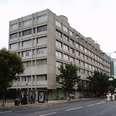 (Former) Czechoslovakian Embassy (stevecadman) Tags: london architecture concrete 60s civic 1960s c20 20thcentury sixties nottinghill czechoslovakia modernist brutalist twentiethcentury nineteensixties postwarera