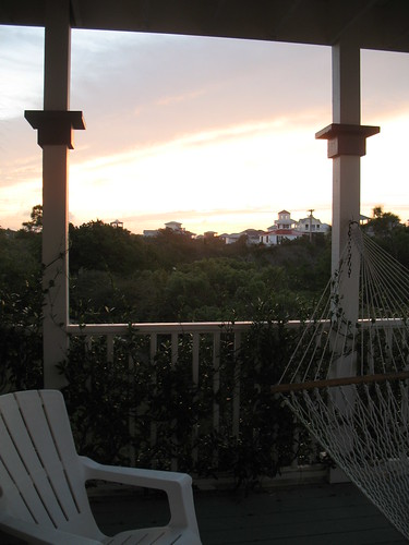 sunrise hammock