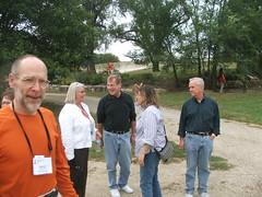 Patrick, Jane, Bob, Gina, (Lenzman) Tags: lawrencekansas ccumcconference