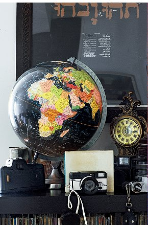 uo illuminated globe