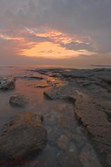 Lovley Sky (alkhaledi) Tags: sunset sea beach nice kuwait soe abigfave anawesomeshot aplusphoto theunforgettablepictures nostrobistinfo damniwishidtakenthat alkhaledi