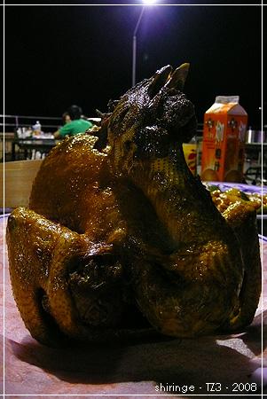 很帥氣的雞唷