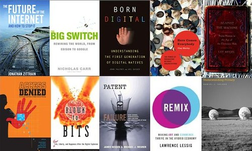 Best Tech Books of 2008 (covers)