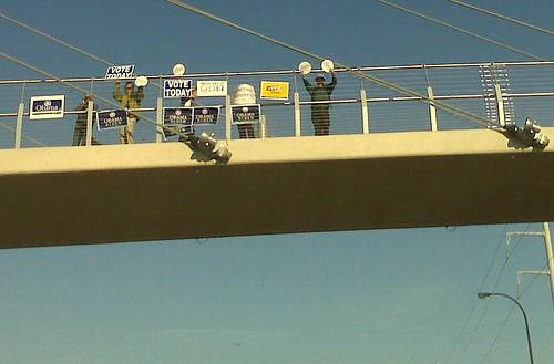 Hiawatha Bike Bridge GOTV