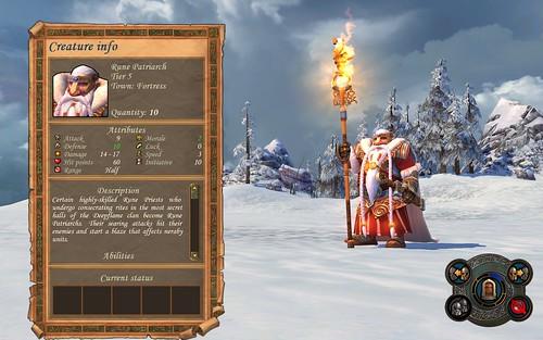 Fortress Rune Patriarch