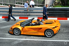 K1 Roadster in Monaco (Martijn Kapper) Tags: auto orange car top sony monaco carlo monte alpha marques martijn a100 roadster k1 kapper carspotting autospotten