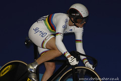 Victoria Pendleton @ UCI WorldCup Classics Track Cycling Manchester (chrismaher.co.uk) Tags: uk greatbritain manchester uci worldchampion trackcycling rainbowjersey britishcycling victoriapendleton uciworldcupclassics womeninsport