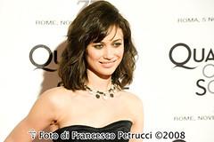 Olga Kurylenko (gongolo) Tags: italy cinema rome roma film movie star italia premiere photocall attore olgakurylenko quantumofsolace