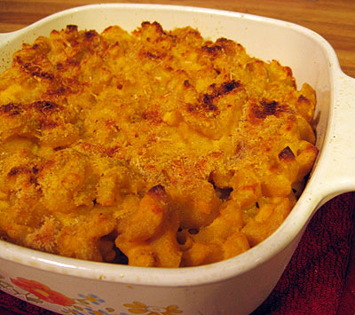 Macaroni and Four Cheeses