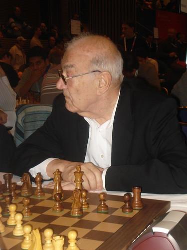 El legendari Viktor Korchnoi