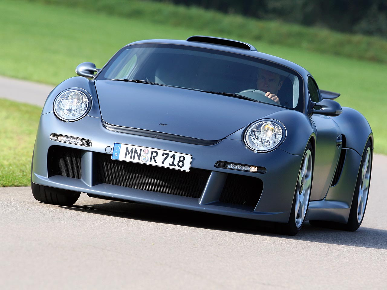 2010 RUF - Porsche 997 Turbo
