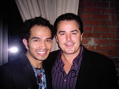 Diegodiego & Chris Knight (gatolocomusic) Tags: music famous entertainment spanish international worldwide latin actor celebrities popular diegodiego