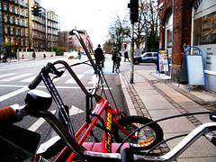Cargo bikelane