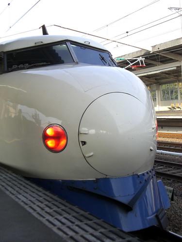 0系新幹線こだま