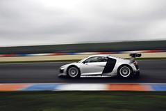 GT3-Spec Audi R8 LMS .