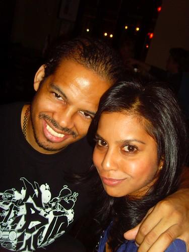 Bill Cammack & Hitha Prabhakar
