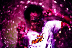 99/365 Let's Party like it's 1999! (quepasaboy) Tags: red white yellow project dance purple bokeh prince 1999 days 99 boogie 365 partay pumashirt ilovepurple 365days 99365 flickr365 letspartylikeits1999 aapbt hunterallenlovesyou purpliciousbokehliciousman youshouldlovepurpletoo youcantooloveapurplebokehtodaychangealittlebokehslife adoptapurplebokehtoday letsgetdownonthedancefloorhotties andshowthemhowwemove